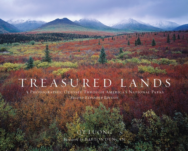 Treasured Lands 2nd ed cover